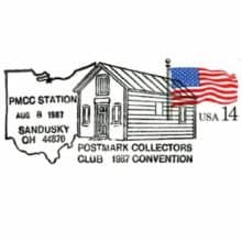 PMCCPost Mark Collectors Club Convention 2017