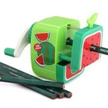 First Day of Summer Watermelon Pencil Sharpener
