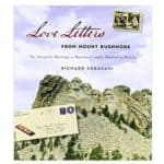 Cover Love Letters from Mount Rushmore book by Richard Cerasani
