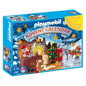Playmobil Advent Calendar Christmas Post Office Set