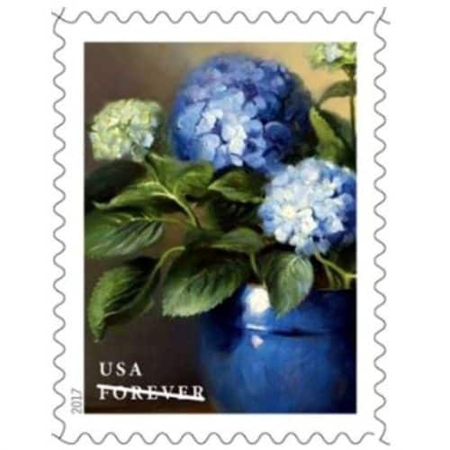 Flowers From the Garden Forever Stamps