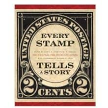 """""""Every Stamp Tells a Story"""" book"""