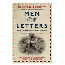 Men of Letters WWI book by Duncan Barrett