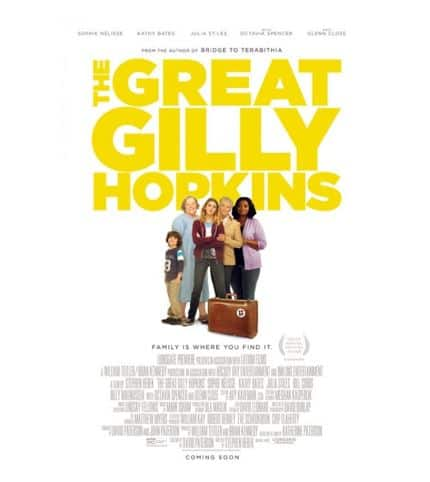 The Great Gilly Hopkins Movie & her Letters