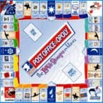 POST OFFICE-OPOLY LOVE STAMPS EDITION