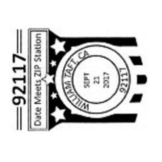 Date Meets Zip Pictorial Postmarks September 2017