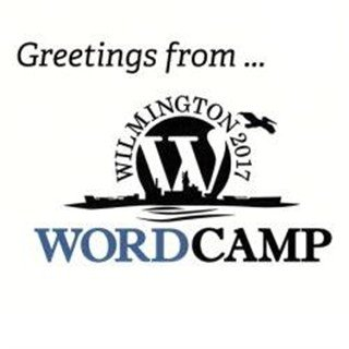 AnchoredScraps WordCamp Wilmington 2017 Postcards