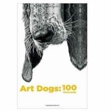 Cooper & 100 Art Dogs Postcards