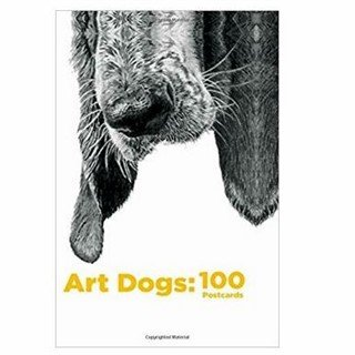 Cooper & 100 Art Dogs Postcards