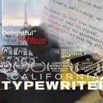 California Typewriter movie with Tom Hanks & The Typosphere