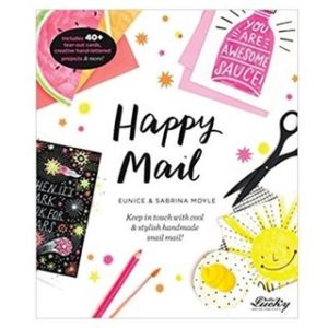 Happy Mail Book 2017 Paperback Cover