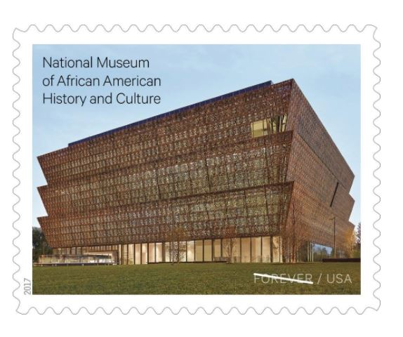 USPS National Museum of African American History and Culture Forever Stamp