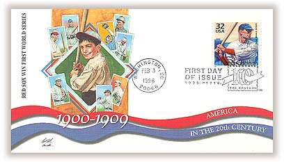 #3182n 1998 32c First World Series-Single Fleetwood First Day Cover