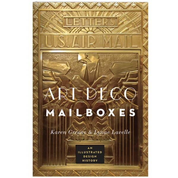 Cover Art Deco Mailboxes An Illustrated Design History