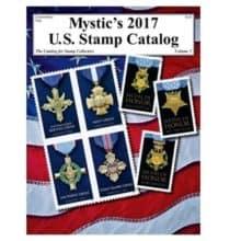 Mystic Stamp Company 2017 US Postage Stamp Catalog