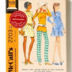 McCall's Vintage Patterns Notecards
