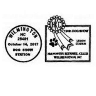 Hanover Kennel Club Dog Show Pictorial Postmark