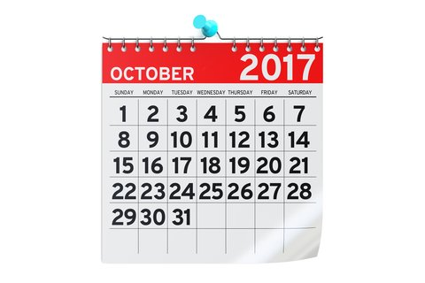 Kicking Off October 2017 Letter Writing Planning