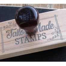 Etsy Tailor Made Custom Address Stamp