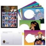 Finding Disney Villains Postcard Set