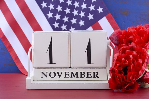 On November 11th Veterans Day 2017