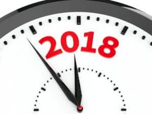 Dreamstime, image Clock dial 2018; ID 89371193Oakozhan
