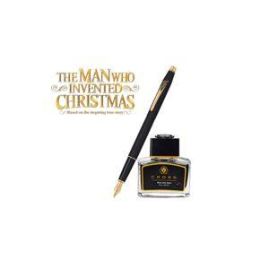 Christmas Cross Fountain Pen