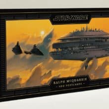 Postcard Book Star Wars Art: Ralph McQuarrie