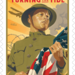 USPS Select 2018 Stamps include World War I Turning the Tide Forever Stamp