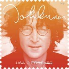 John Lennon 2018 USPS Forever Stamp
