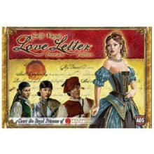 AEG Love Letter Premium Board Game