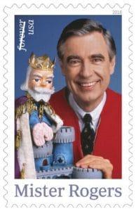 Mister Rogers Forever 2018 Stamp