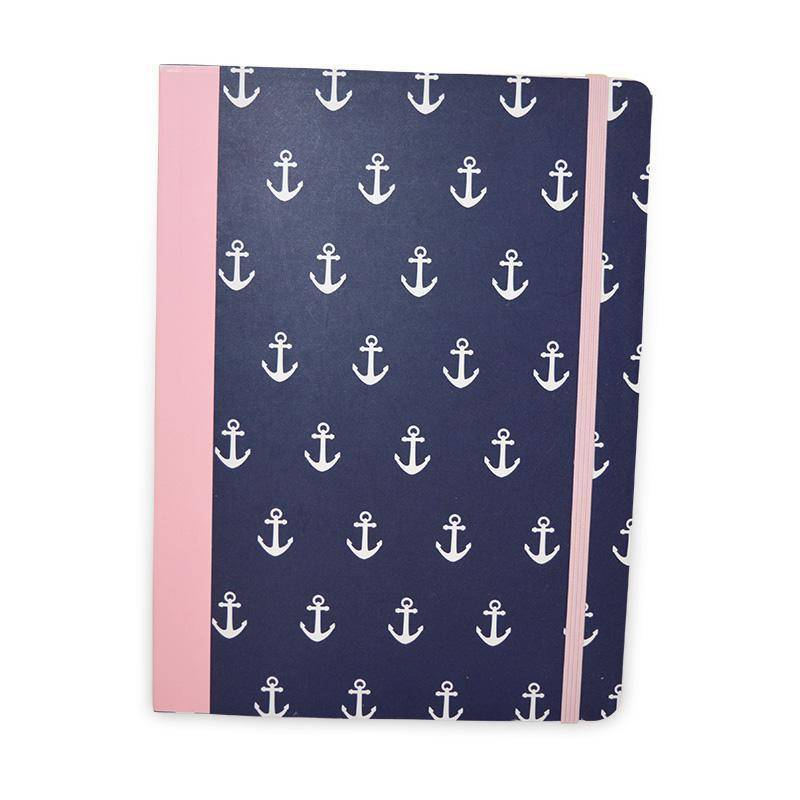 Sloane Ranger Anchor Journal & February 2018 AnchoredScraps Daily Blog Recap