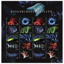 2018 Bioluminescent Life Forever Stamps