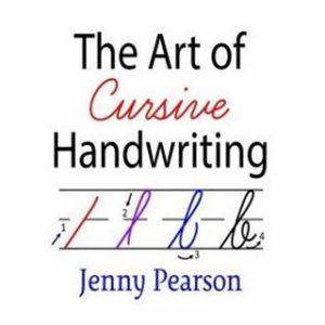 The Art of Cursive Handwriting: A Self-Teaching Workbook cover