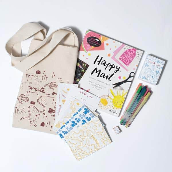 Write_On 2018 Letter Writer Kits