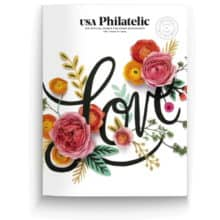 Spring 2018 USA Philatelic Magazine Volume 23