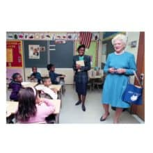 Letters to Barbara & Wee Deliver USPS Literacy Program