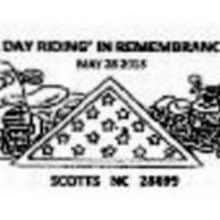 2018 Memorial Day Pictorial Postmarks