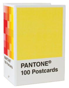 Pantone Postcard Book
