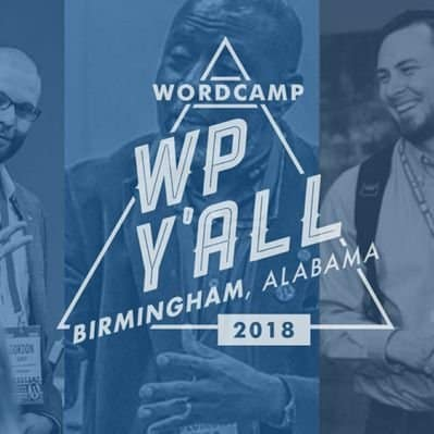 On presenting at upcoming WordCamp Birmingham 2018