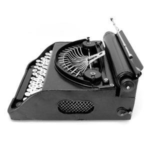Handcraft Vintage Typewriter Prop
