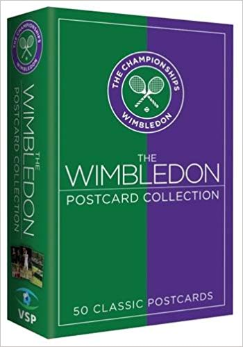 Loving The Wimbledon Postcard Collection