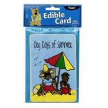 Crunchkins Dog Days Of Summer Edible Crunch Card