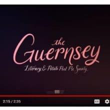 Movie The Guernsey Literary and Potato Peel Pie Society