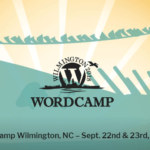 Upcoming WordCamp Wilmington 2018 is two weeks away!