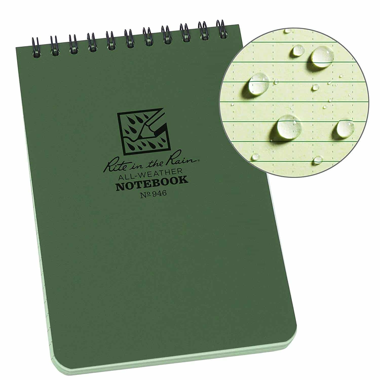 Rite in the Rain Weatherproof Notebook