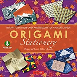 Origami Stationery Kit eBook
