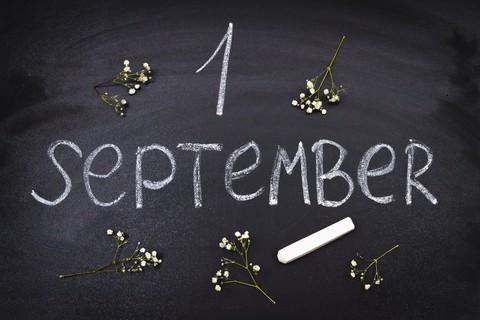 Welcoming September 2018 Letter Writing