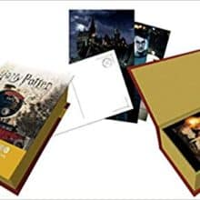 Harry Potter The Postcard Collection arriving in December